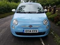 Fiat 500 1.2I COLOUR THERAPY S/S Choice Of 20 Fiat 500s [Website URL removed]