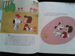 THE SNOOPY COME HOME MOVIE   BOOK 1972  COLLECTABLE London Ontario image 5