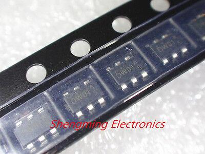 100pcs Dw01 Sot-23-6 Ic Good Quality