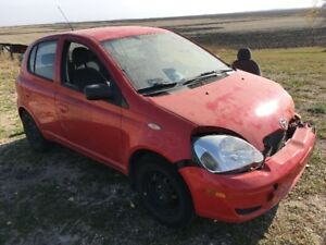 2005 Toyota Echo Hatch for Parts