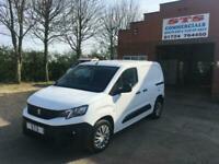 2019 Peugeot Partner 1000 1.5 BlueHDi 100 Professional Van PANEL VAN Diesel Manu