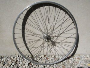 Alloy Front Wheel -- 700C for Road Bike -- AVAILABLE