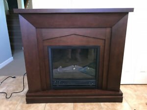 Beautiful electric fireplace for sale