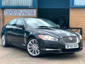 image for ** 1 PR OWNER ** 2010 (60) Jaguar XF Premium Luxury 3.0 TD V6 Auto 4 door saloon