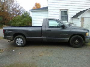 2002 Dodge Ram 1500 for sale or trade