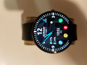 Moto 360 | First Gen | Smartwatch | Battery Replaced