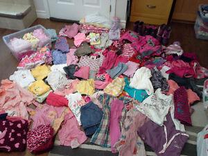 Lot de vêtements 12 - 18 mois
