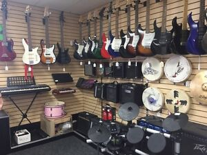 Music Instruments - Accessories & More!