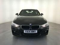 2014 BMW 320D M SPORT DIESEL 4 DOOR SALOON SAT NAV 1 OWNER SERVICE HISTORY