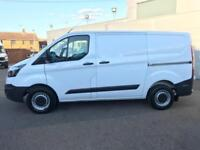 2016 Ford Transit Custom 2.0 TDCi 290 L1H1 Panel Van 5dr (EU6) Diesel white Manu