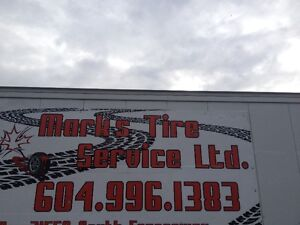 MOBILE TIRE SALES AND INSTALLS