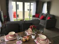 Beautiful caravan based on south coast of Wales with sea view