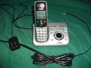 Vtech DECT6.0 cordless phone with answering machine