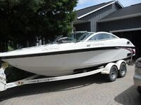20 Foot Bowrider and Trailer