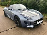 Jaguar F-TYPE 5.0 V8 ( 495ps ) Quickshift 2014MY S