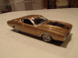 Loose Greenlight AUCTION BLOCK - 1971 '71 DODGE CHARGER R/T Gold Sarnia Sarnia Area image 8