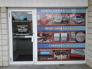 Building and Successful Graphics And Sign Business For Sale!!!