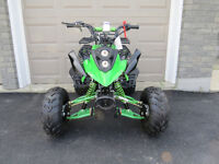 2015 125 cc SPECIAL Cyclops Monster edition Youth kids ATV quad