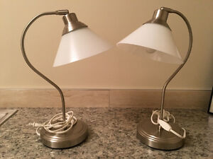 TWO AWESOME LAMPS AT ONE GREAT PRICE