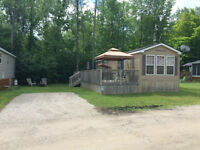 McCreary's Beach Park Model Cottage - FOR RENT OR SALE