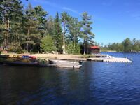 RESORT FOR SALE - LOVESICK LAKE