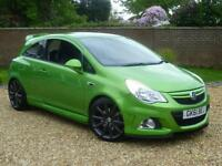 2011 61, Vauxhall Corsa 1.6 Turbo 202bhp VXR Nurburgring Edition + WOW!!!