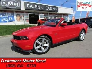 2010 Ford Mustang GT  AUTO, LEATHER, SHAKER-AUDIO, HEATED SEATS
