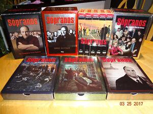 The Sopranos - Season 1 thru 6