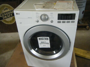 NEW LG DLE3170W Electric Dryer 7.4 cu.ft. Retails $799+tax