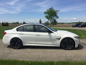 2016 BMW M3 Sedan