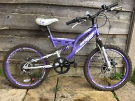 2 x Children's Bikes