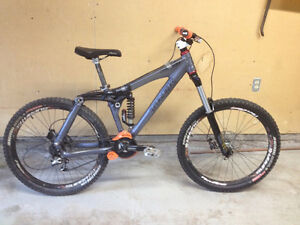 TREK SESSION 77 WITH TONS OF UPGRADES