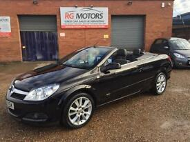 2009 Vauxhall Astra 1.8i 16v Design Coupe Twin Top **DEPOSIT HAS BEEN TAKEN**