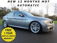 2009 BMW 318 D M-SPORT *** AUTOMATIC *** 12 MONTHS WARRANTY IS PROVIDED