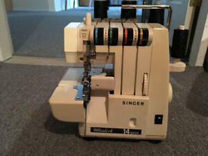 SINGER ULTRALOCK 14U 234 SERGER