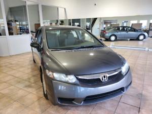 Honda Civic 2011 Air Climatise Manuelle 4 Cyl Finance 5495$