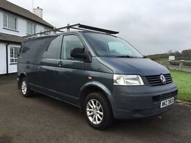 2005 VOLKSWAGEN TRANSPORTER 1.9 TDI LONG WHEEL BASE***