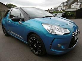 2013 Citroen DS3 1.6 VTi 16V DStyle Plus 3dr 3 door Hatchback