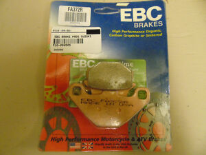 (New) EBC FA372R disk brake pad set