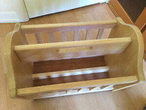 Winsome Wood - Solid Wood - Magazine Rack Windsor Region Ontario image 3