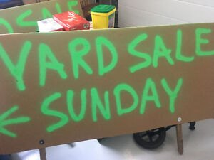 Awesome Garage Sale DO NOT miss this!