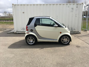 2006 Smart Fortwo Brabus Convertible