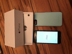 iPhone 6 16gb silver Rogers excellent condition