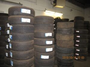 WINTER TIRES AND RIMS PACKAGE