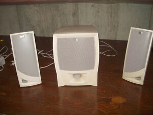 speaker system for computer