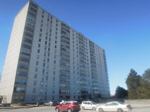 August rent free! Renovated 2 bedroom condo near the hospitals