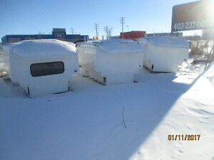 USED NORTRUCK DCU TRUCK CANOPIES BLOW OUT SALE!