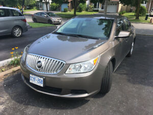 Buick LaCroose 2010 CX V6