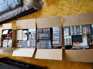Massive Retro Lot - NES, SNES, N64, PS1, PS2, Wii, and More!