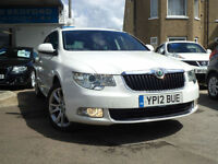 Skoda Superb 2.0TDI CR ( 170ps ) DPF SE Leather Suede Full History